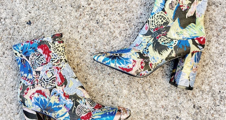These Vintage Boots will Have You Loving the Winter Blues