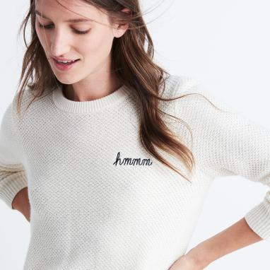 The Game Changer Sweater - Roundup